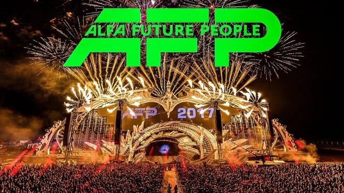 ALFA FUTURE PEOPLE 10-11-12.2018 10 августа, пятница, в 22:00